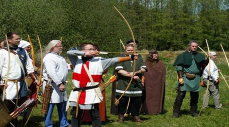 Left Handed Recurve Bow